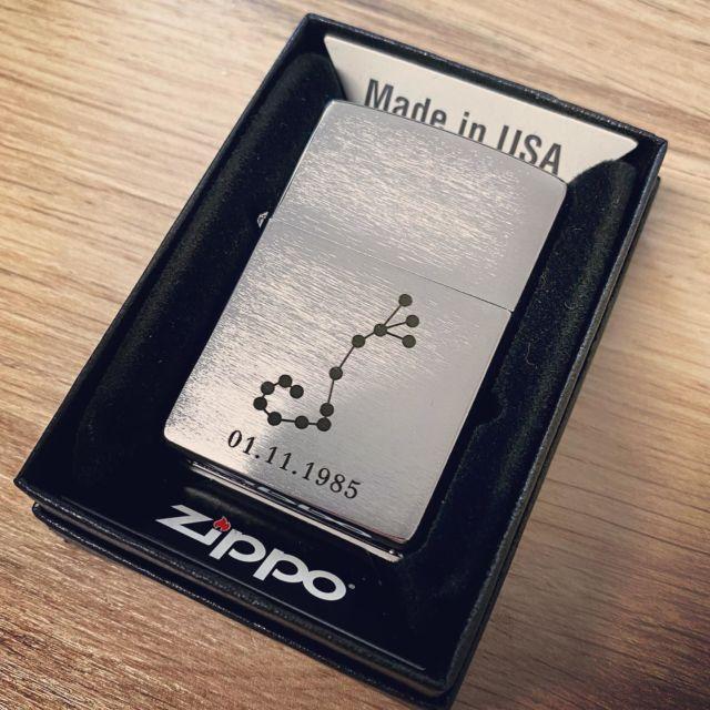 Zippo inklusive Wunschgravur  #Zippo #gravur #wunschgravur #gravieren #geschenk #feuerzeug